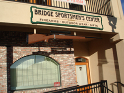 Bridge Sportsmen's Center Store Front